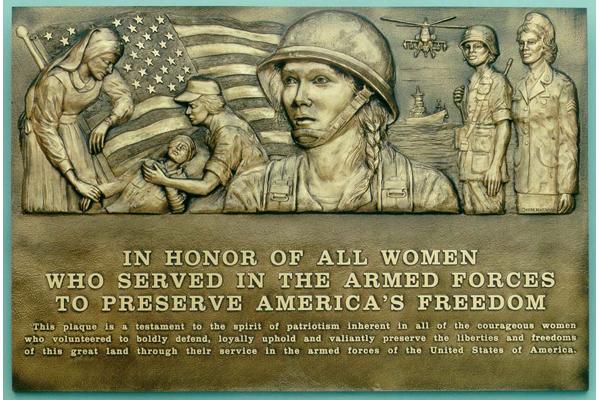 Bronze Military Plaques And Seals Metal Designs Llc