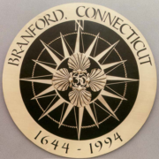 Bronze And Aluminum Seals And Logos Branford Connecticut Seal