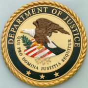 Bronze And Aluminum Seals And Logos Department Of Justice Seal