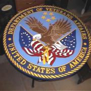 Bronze And Aluminum Seals And Logos Department Of Veteran Affairs Seal