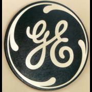 Bronze And Aluminum Seals And Logos General Electric Logo