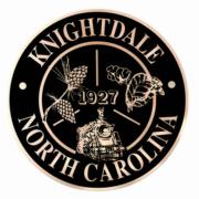 Bronze And Aluminum Seals And Logos Knightdale North Carolina Seal