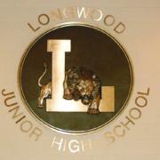 Bronze And Aluminum Seals And Logos Longwood Junior High School Logo