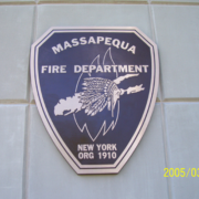 Bronze And Aluminum Seals And Logos Massapequa Fire Department Seal