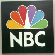 Bronze And Aluminum Seals And Logos NBC Logo