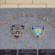 Bronze And Aluminum Seals And Logos New York Police Department Seals