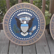 Bronze And Aluminum Seals And Logos President Of The United States Seal