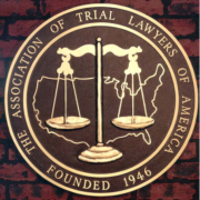 Bronze And Aluminum Seals And Logos The Association Of Trial Lawyers Of America Seal