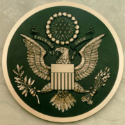 Bronze And Aluminum Seals And Logos The Great Seal Of The United States Seal