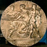 Bronze And Aluminum Seals And Logos The Vail Medal For Notworthy Public Services Seal