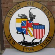 Bronze And Aluminum Seals And Logos Town Of Kent New York Seal