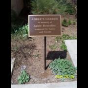 Cast Bronze Plaque Memorial Plaque With Stake