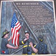 Cast Bronze Plaques 9 11 Memorial Bronze Plaque