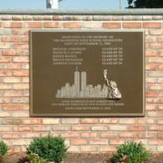 Cast Bronze Plaques 9 11 Memorial Dedication Plaque