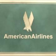 Cast Bronze Plaques American Airlines Logo Plaque