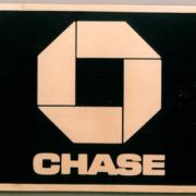 Cast Bronze Plaques Chase Logo Plaque