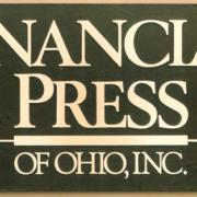 Cast Bronze Plaques Financial Press Of Ohio Logo Plaque