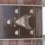 Cast Bronze Plaques Firefighter Memorial Plaques
