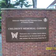 Cast Bronze Plaques Holocaust Dedication Plaque