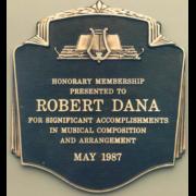 Cast Bronze Plaques Honorary Membership Plaque