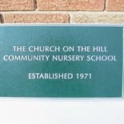 Cast Bronze Plaques Nursery Establishment Plaque