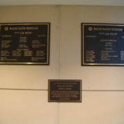 Cast Bronze Plaques Yeshiva Dedication Plaques